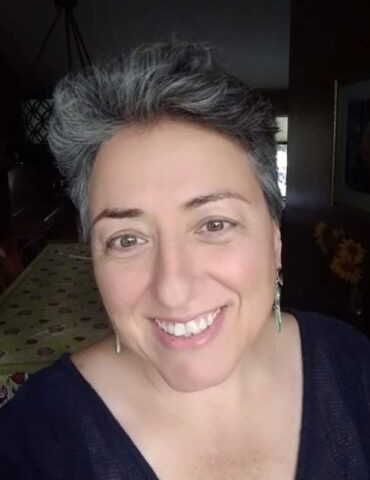 Sharon Kuckuck – Co-founder of the Sisterhood of Salaam-Shalom Berlin Chapter