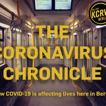The Coronavirus Chronicle