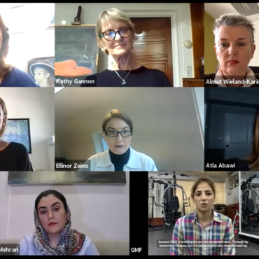 Afghanistan 2.0: What happens to Civil Society and Afghan women after NATO forces leave? (Part One)